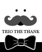 TrioTheThankのアイコン。TrioTheThankはトリオザサンクと読む。